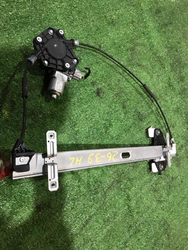 Стеклоподъемник Honda Stepwgn RK1 R20A задний левый