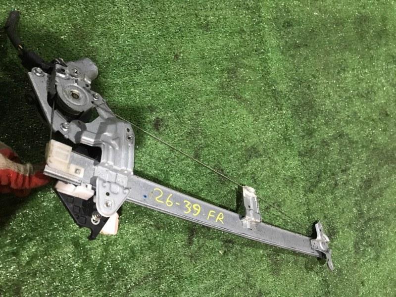 Стеклоподъемник Honda Stepwgn RK1 R20A передний правый