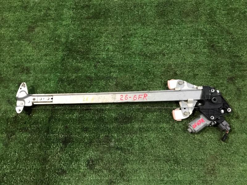 Стеклоподъемник Honda Stepwgn RG1 K20A передний правый
