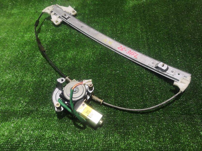 Стеклоподъемник Mazda Mpv LWEW FS 2002 передний левый