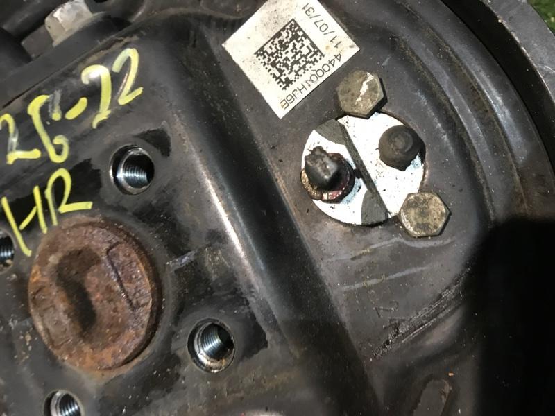 Рабочий тормозной цилиндр Nissan March K13 HR12DE 2011 задний правый