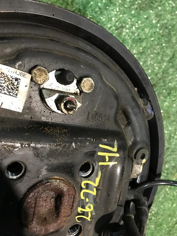 Рабочий тормозной цилиндр Nissan March K13 HR12DE 2011 задний левый