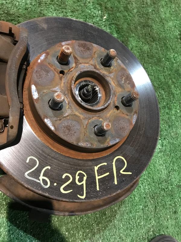 Диск тормозной Toyota Premio NZT240 1NZ-FE передний правый