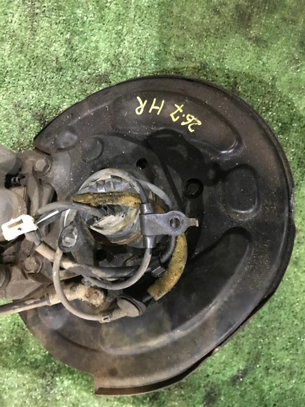 Трос ручника Toyota Wish ZNE10G 1ZZ-FE задний правый