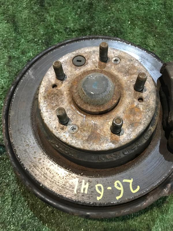 Диск тормозной Honda Stepwgn RG1 K20A задний левый
