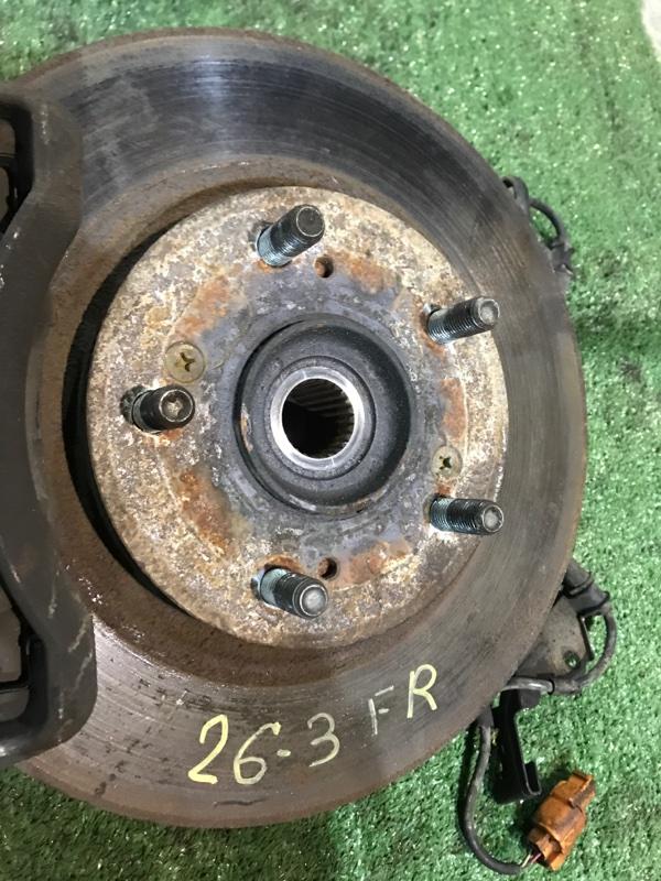 Диск тормозной Honda Stream RN3 K20A передний правый
