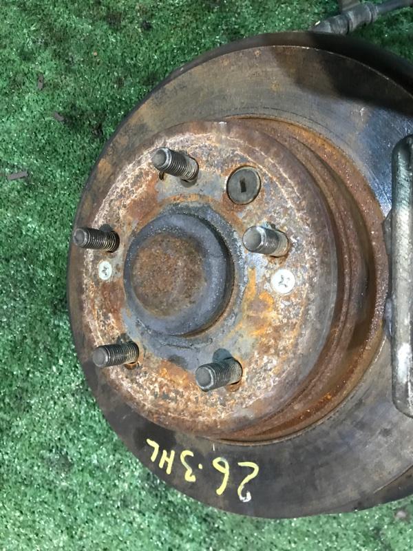 Диск тормозной Honda Stream RN3 K20A задний левый