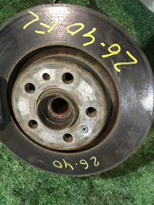 Диск тормозной Volkswagen Golf AEH 2001 передний левый