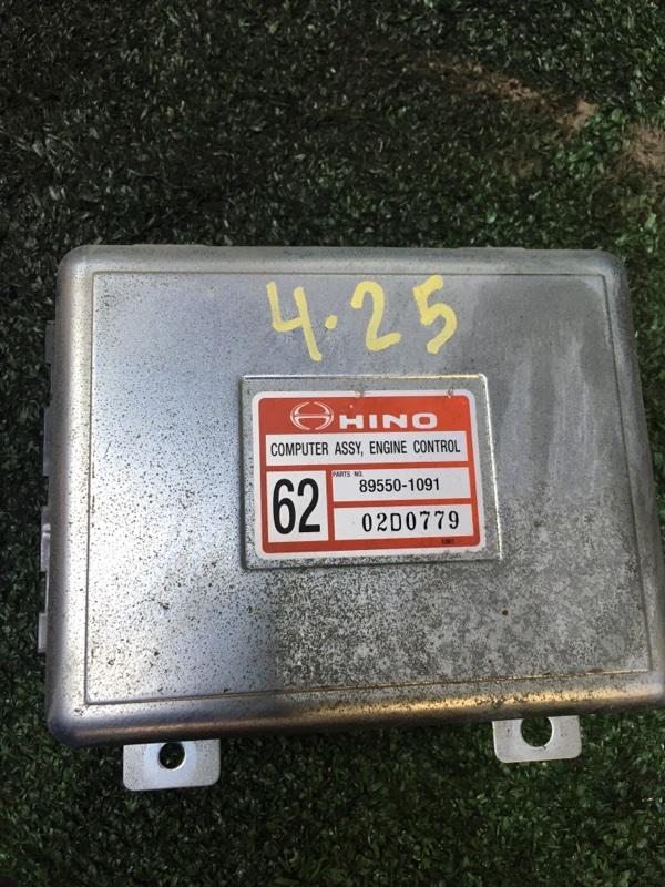 Блок управления Hino Ranger FC3JHD J07C