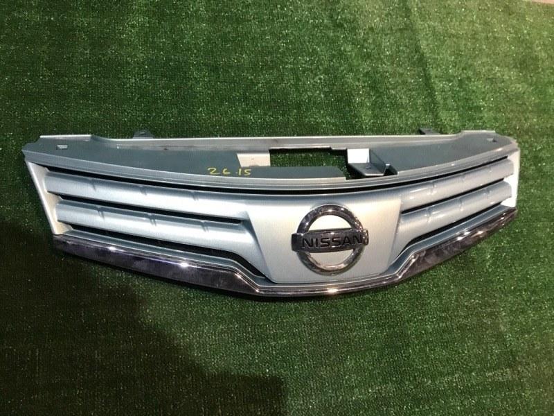 Решетка радиатора Nissan Note E11 HR15DE 2008