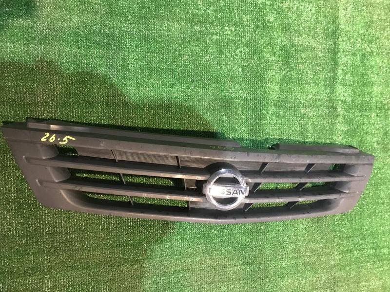 Решетка радиатора Nissan Ad VHNY11 QG18DE 2002