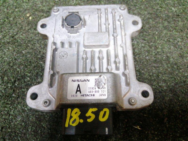 Блок управления кпп Nissan Serena FNC26 MR20