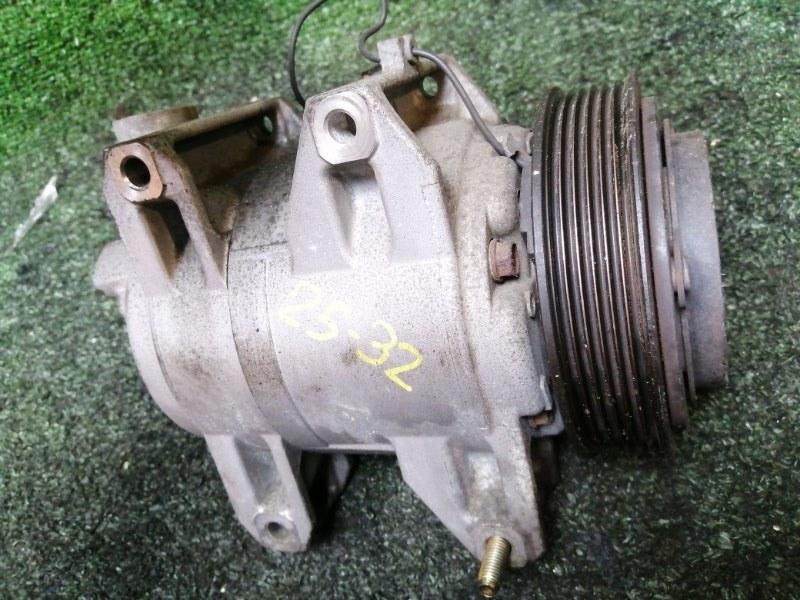 Компрессор кондиционера Nissan Presage TU31 QR25DE 2006