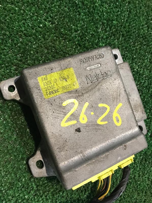 Блок управления airbag Mazda Familia BJ5P ZL 2002