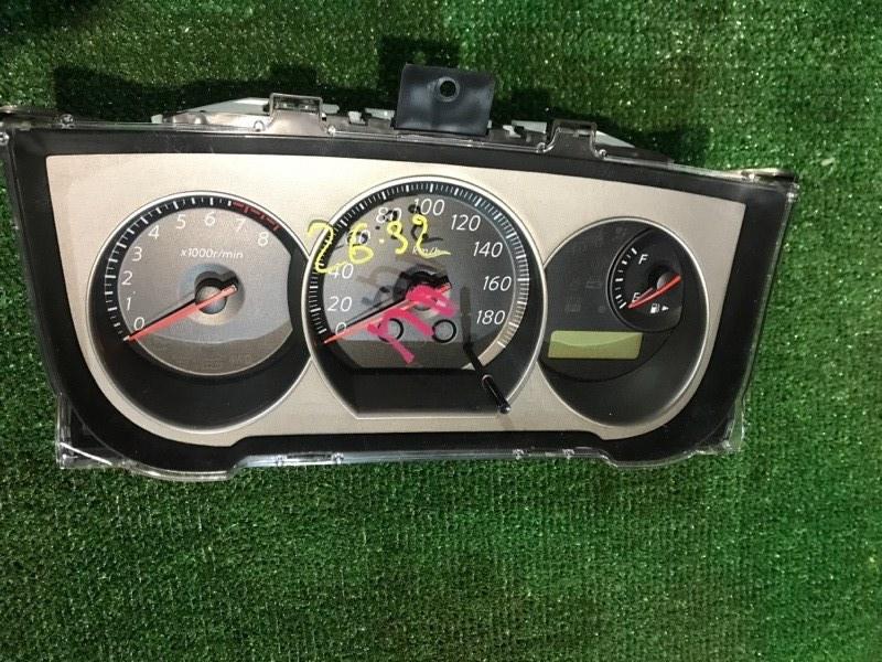 Комбинация приборов Nissan Bluebird Sylphy KG11 MR20DE 2007