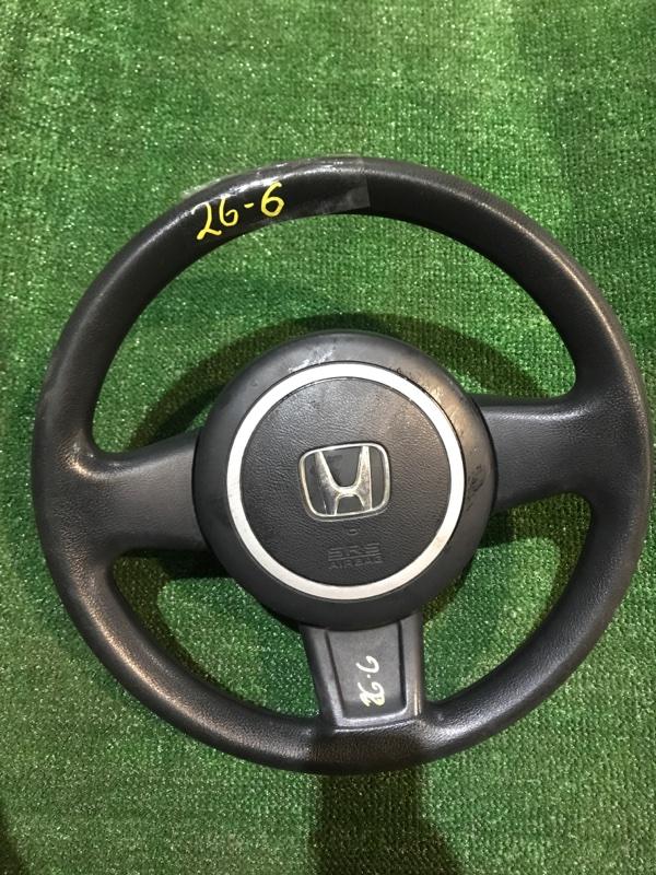 Руль Honda Stepwgn RG1 K20A