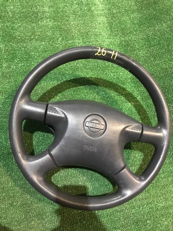Руль Nissan Ad VHNY11 QG18DE 2000