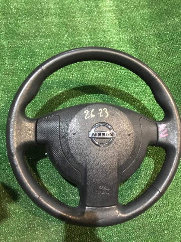 Руль Nissan Serena C25 MR20DE 2008