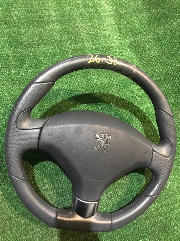 Руль Peugeot 3008 10FJBW 2011