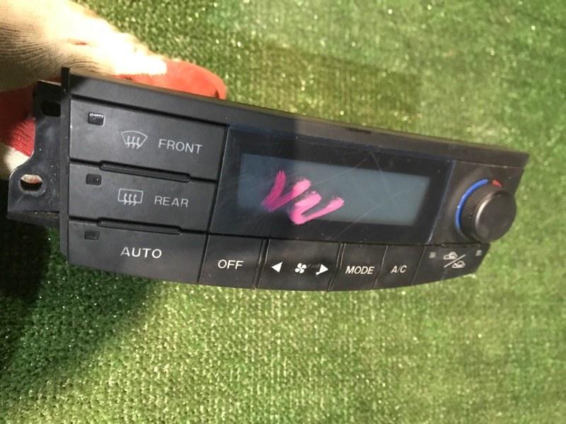 Блок управления климат-контролем Mazda Mpv LWEW FS 2002