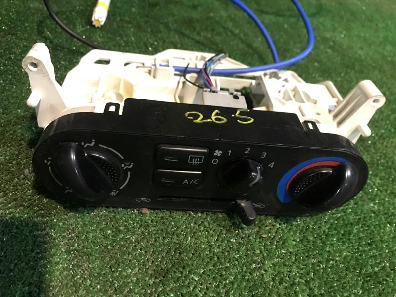 Блок управления климат-контролем Nissan Ad VHNY11 QG18DE 2002
