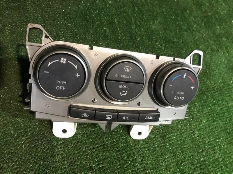Блок управления климат-контролем Mazda Premacy CREW LF
