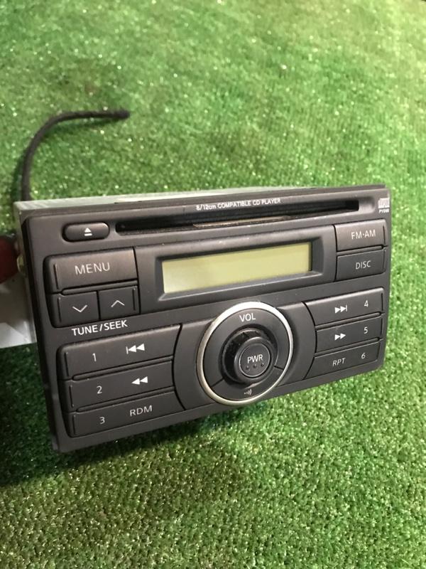 Магнитола Nissan Bluebird Sylphy KG11 MR20DE 2005