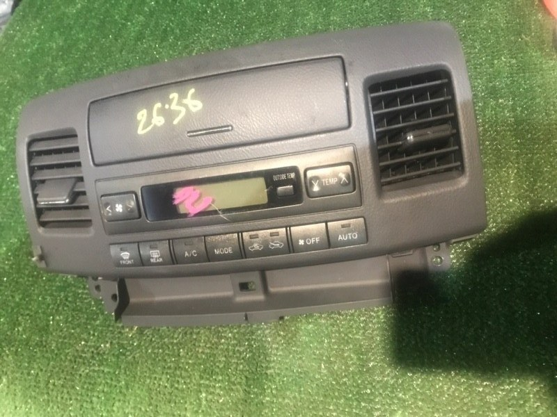 Блок управления климат-контролем Toyota Mark Ii GX115 1G-FE 2000