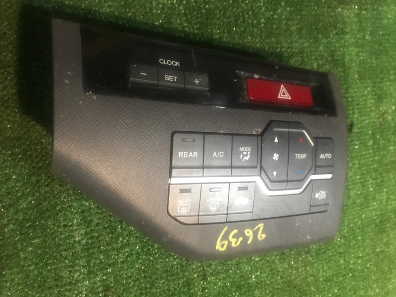 Блок управления климат-контролем Honda Stepwgn RK1 R20A