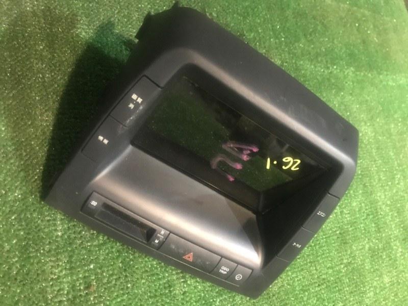 Монитор Toyota Prius NHW20 1NZ-FXE 2007