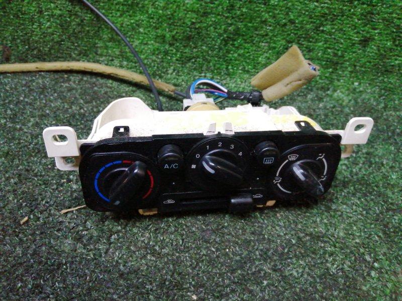 Блок управления климат-контролем Mazda Familia BJ5P ZL 2002
