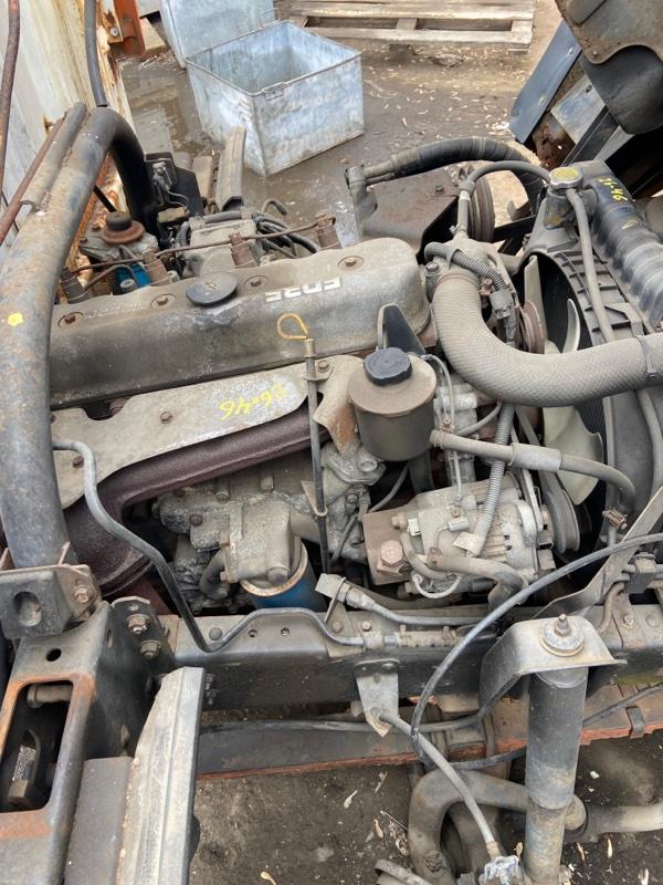 Двигатель Nissan Condor SGH40 FD35