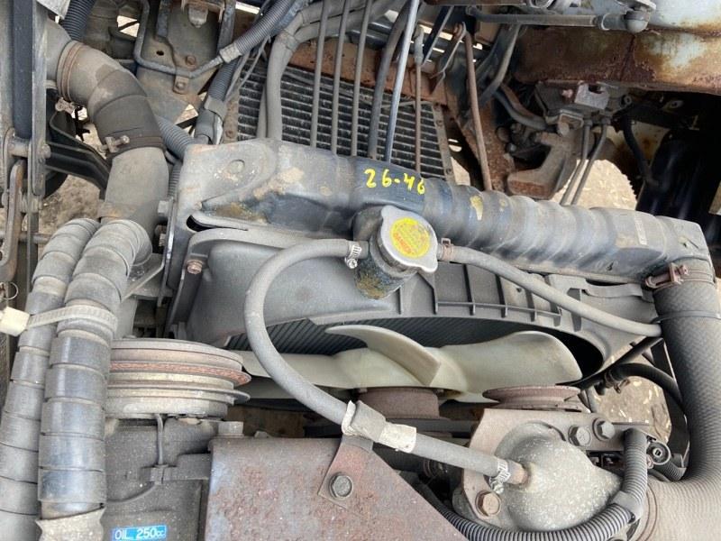Радиатор двигателя Nissan Condor SGH40 FD35
