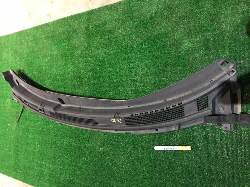 Решетка под лобовое стекло Nissan Bluebird Sylphy KG11 MR20DE 2005