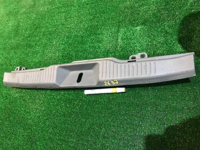 Накладка багажника Mazda Demio DY3W ZJ-VE