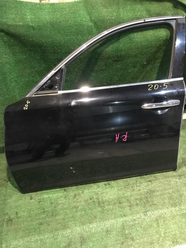 Дверь боковая Nissan Fuga Y51 VQ25HR передняя левая