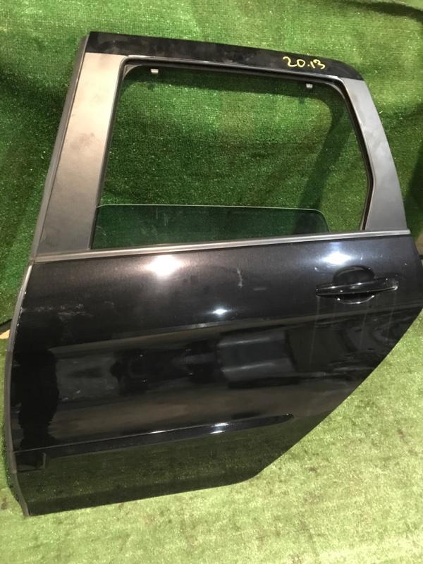 Дверь боковая Peugeot 308 PSA 5FT 2008 задняя левая