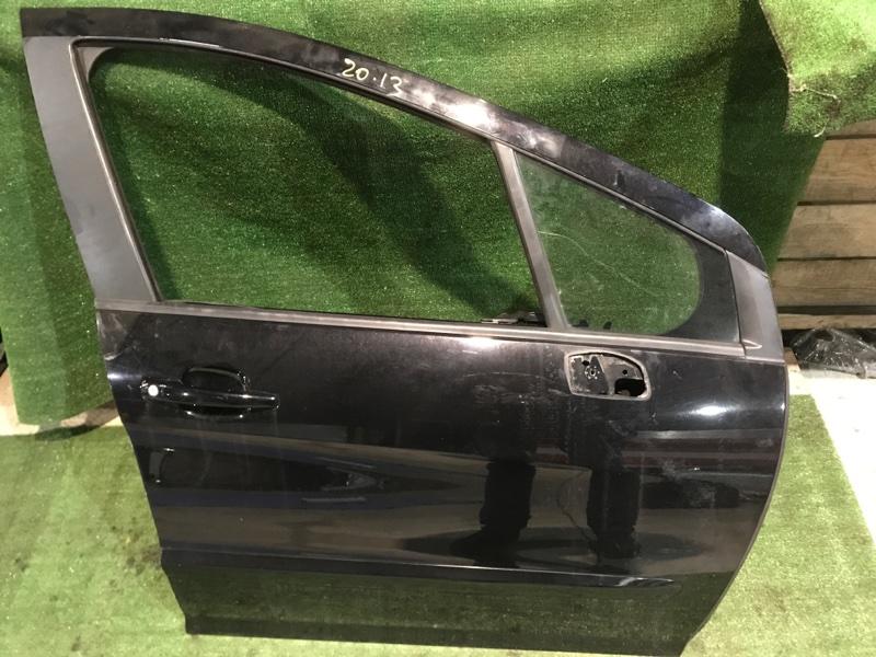 Дверь боковая Peugeot 308 PSA 5FT 2008 передняя правая