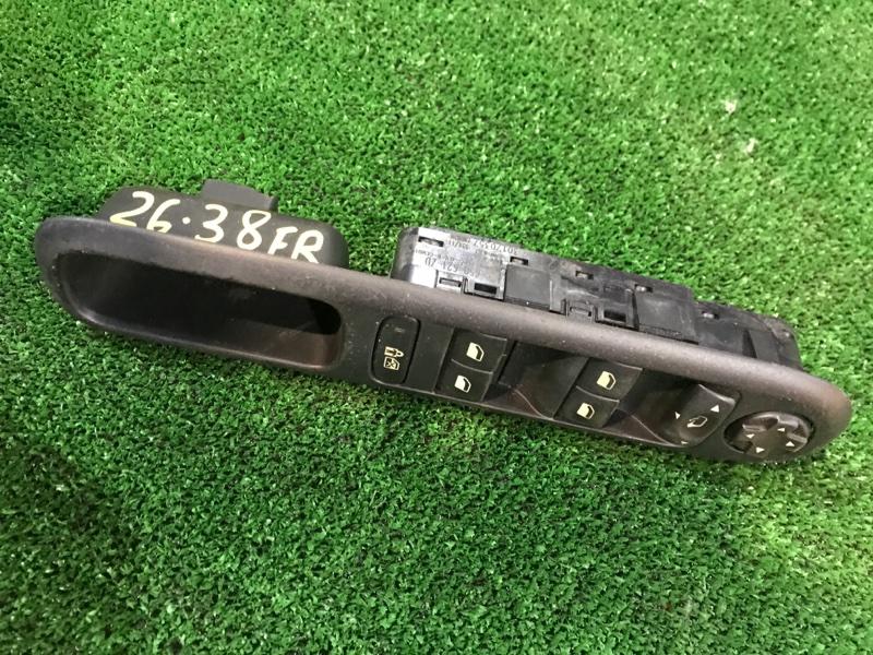 Блок управления стеклоподъемниками Peugeot 3008 10FJBW 2011