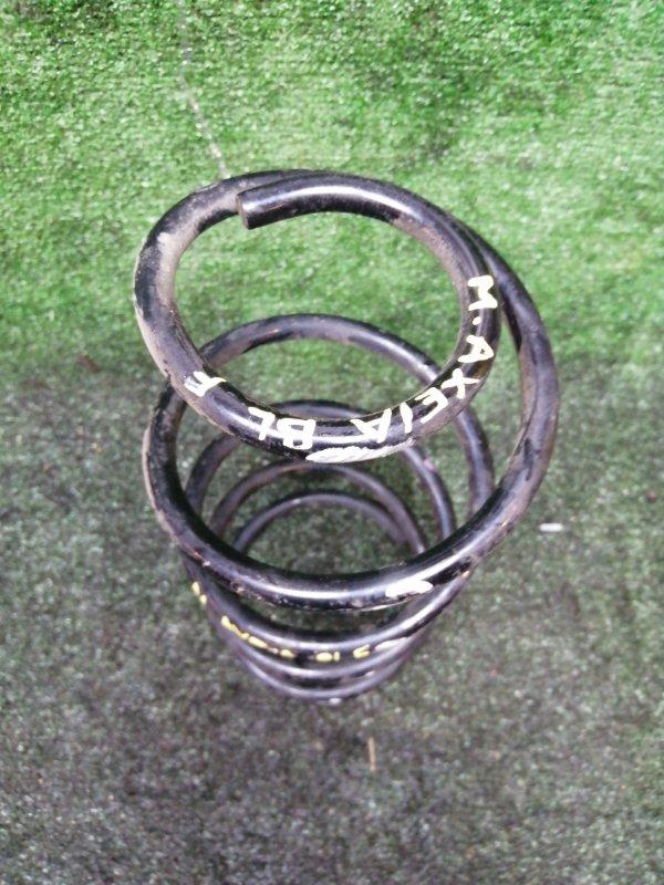 Пружина подвески Mazda Axela BL5FW передняя