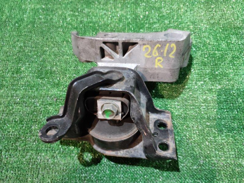 Подушка двигателя Nissan Tiida C11 HR15DE 2006 правая