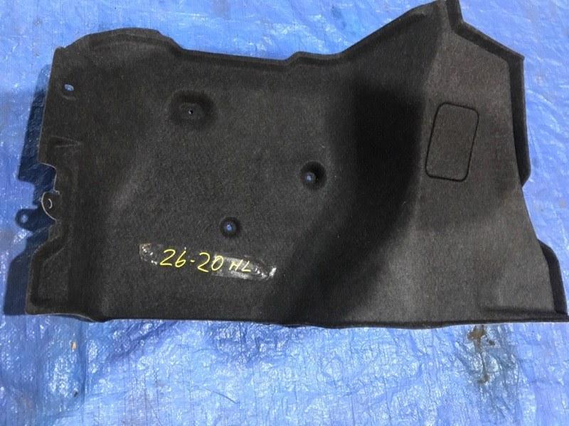 Обшивка багажника Nissan Bluebird Sylphy KG11 MR20DE 2005 задняя левая
