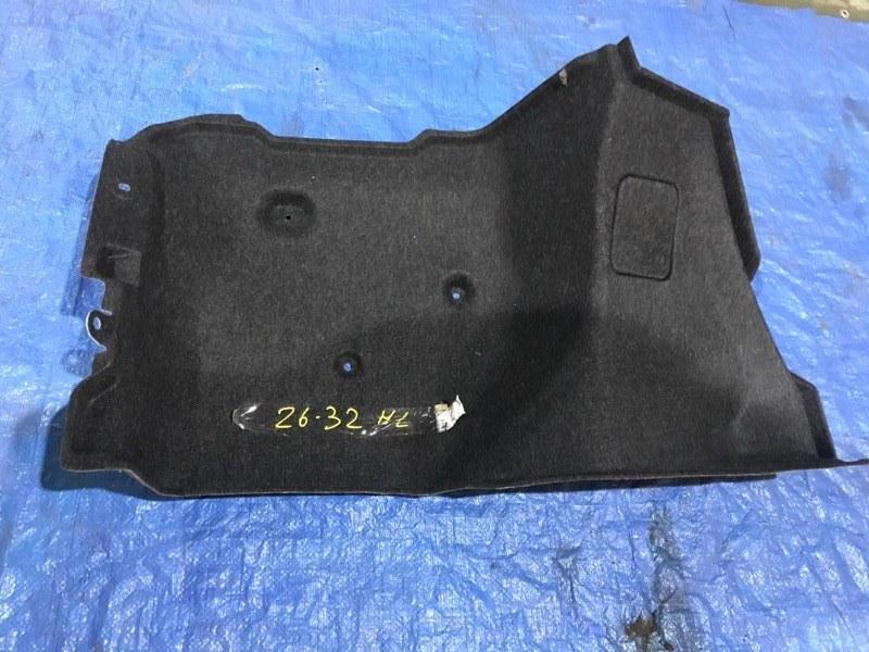 Обшивка багажника Nissan Bluebird Sylphy KG11 MR20DE 2007 задняя левая