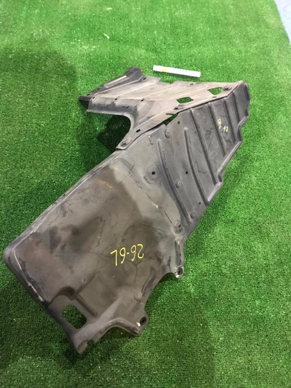 Защита двс Honda Stepwgn RG1 K20A левая