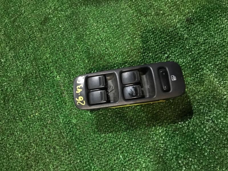 Блок управления стеклоподъемниками Nissan Moco MG21S K6A