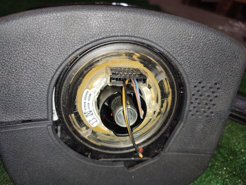 Шлейф-лента аирбага Peugeot 3008 10FJBW 2011