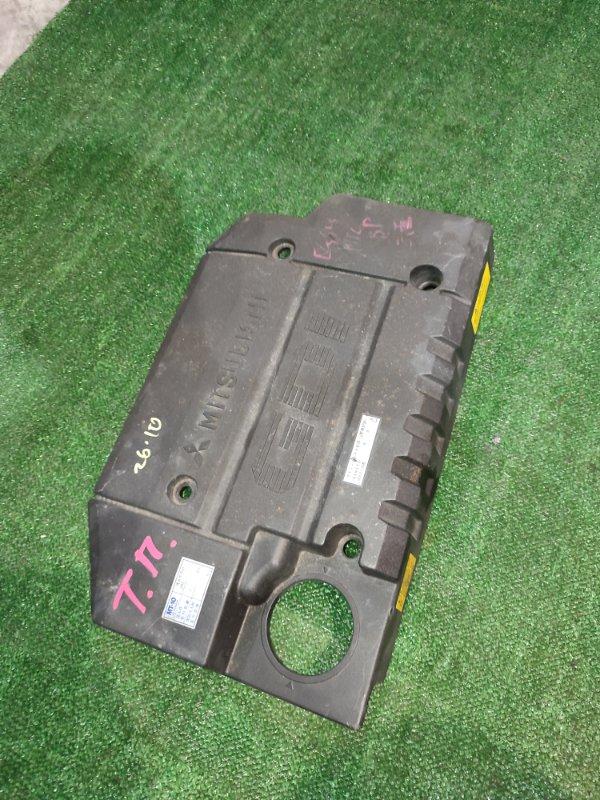 Крышка на двигатель декоративная Mitsubishi Dion CR6W 4G94 2005