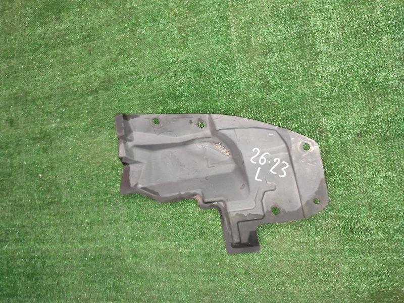 Защита двс Nissan Serena C25 MR20DE 2008 левая