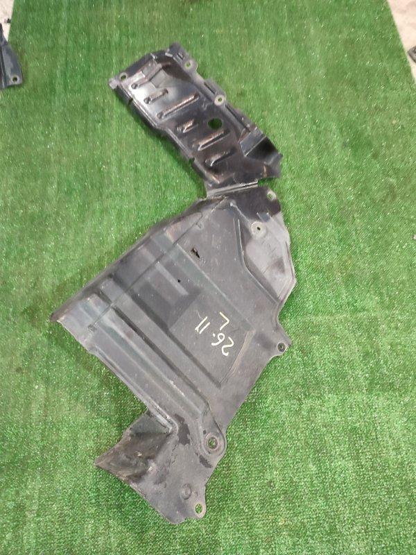 Защита двс Nissan Ad VHNY11 QG18DE 2000 левая