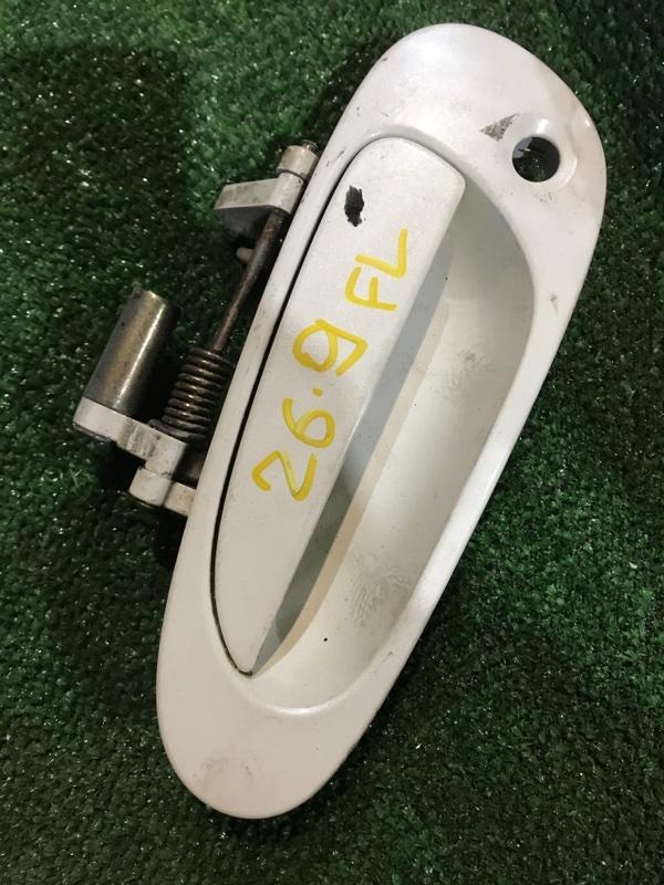 Ручка наружная Honda Stream RN1 D17A передняя левая